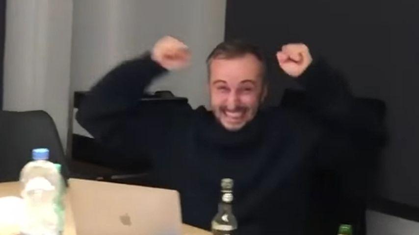 Jan Böhmermann in seinem neuen YouTube-Video