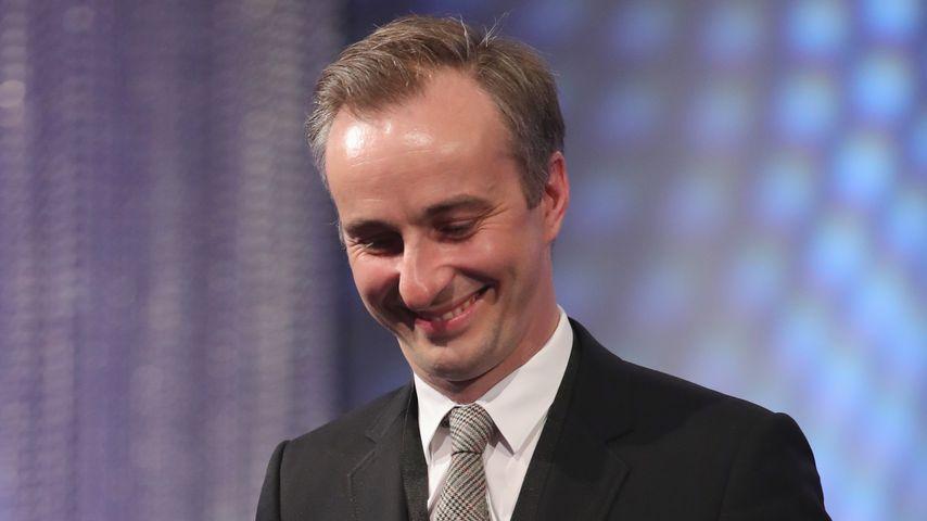 Jan Böhmermann beim Grimme Preis 2018