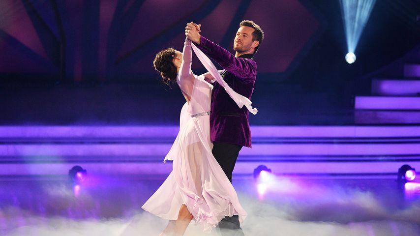 """Jan Hartmann und Renata Lusin bei """"Let's Dance"""""""