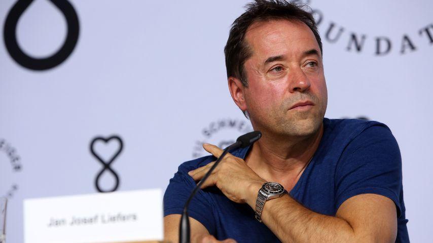 TV-Star Jan Josef Liefers steht das Wasser bis zum Hals