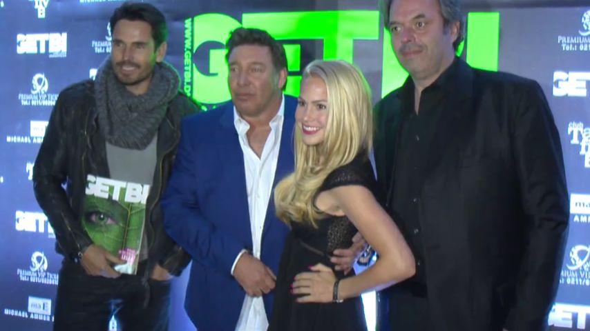 Angelina Heger, Jan Kralitschka und Michael Ammer