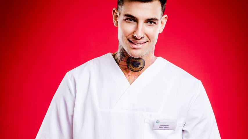 """Rückkehr ins TV: """"Love Island""""-Jan wird zum Krankenpfleger!"""