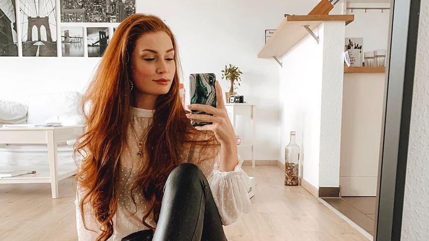 Jana Heinisch, Model