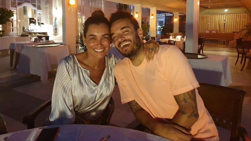 Jana Ina und Giovanni Zarrella im Juli 2019