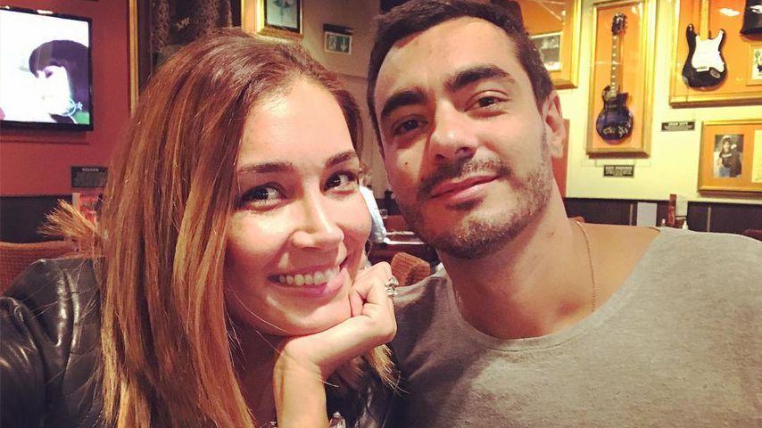 Jana ina Zarrella mit ihrem Bruder Leonardo