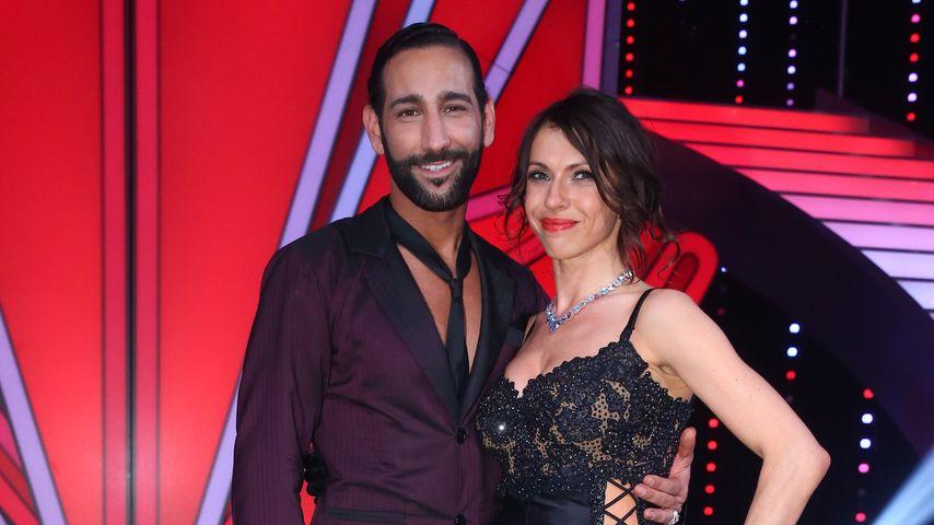 Heiße Show von Jana & Massimo: Was sagt Ehefrau Rebecca Mir?
