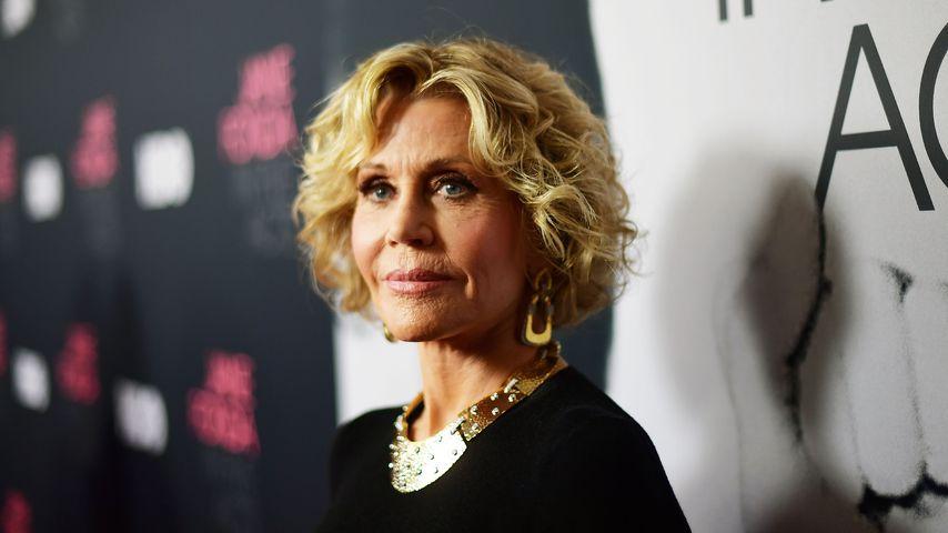 """Jane Fonda bei der Premiere von """"Jane Fonda in Five Acts"""""""