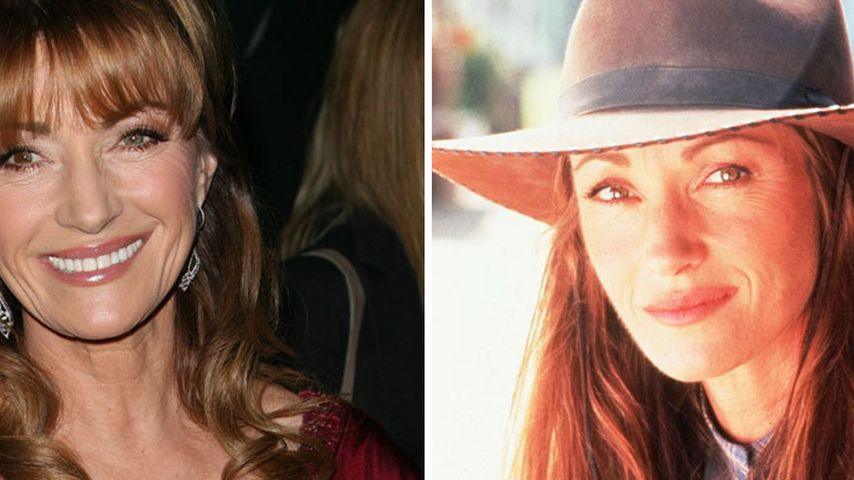 """Dr. Quinn"" Jane Seymour war mal ein Bond-Girl!"