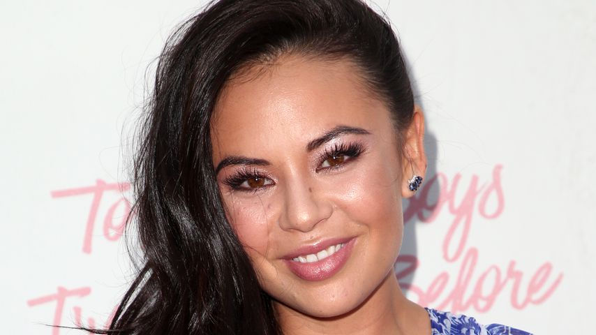 "Janel Parrish, ""Pretty Little Liars""-Star"