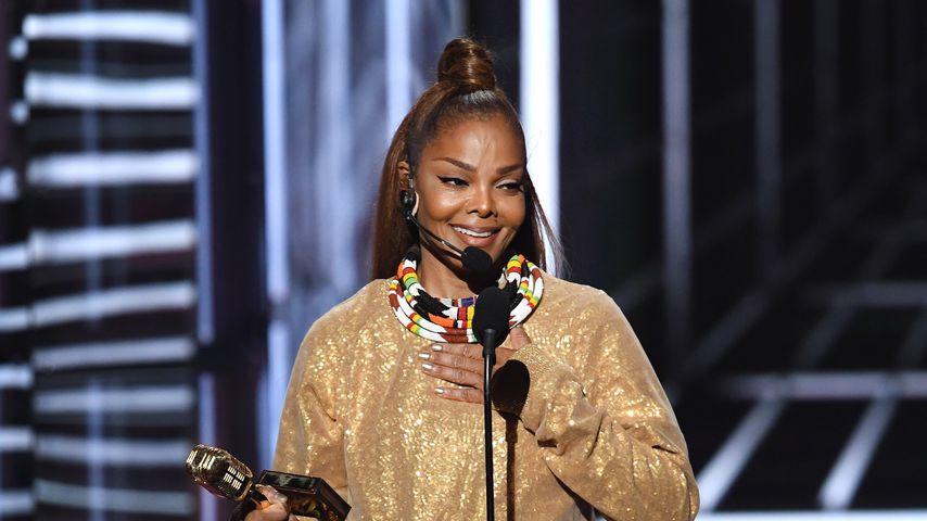 Janet Jackson bei den Billboard Music Awards 2018