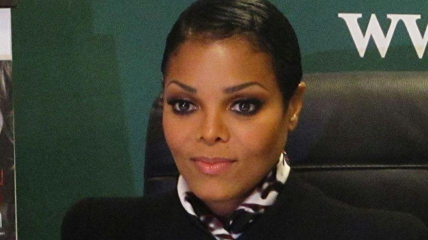 Schwangere Janet Jackson (50): Sie fühlt sich miserabel!