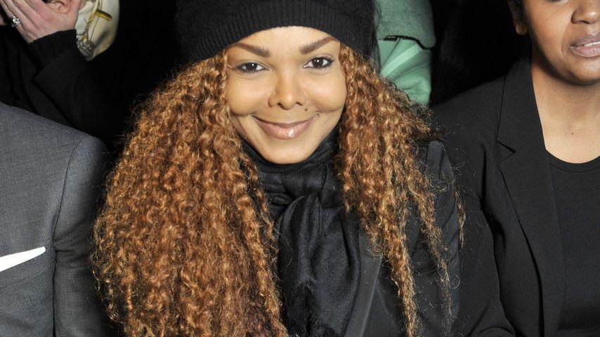 Janet Jackson bei der Haider Fashion Show auf der Paris Fashion Week