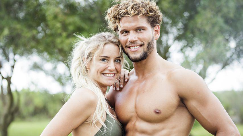 """Janina Celine Jahn und Yanik Strunkey, """"Love Island""""-Couple"""