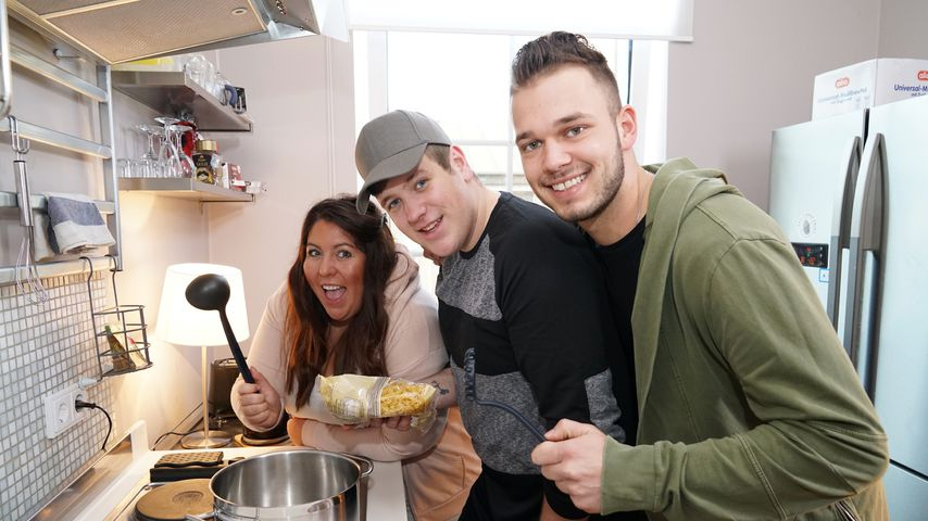 Dreckige Küche & Co.: So hausen die DSDS-Kandidaten wirklich