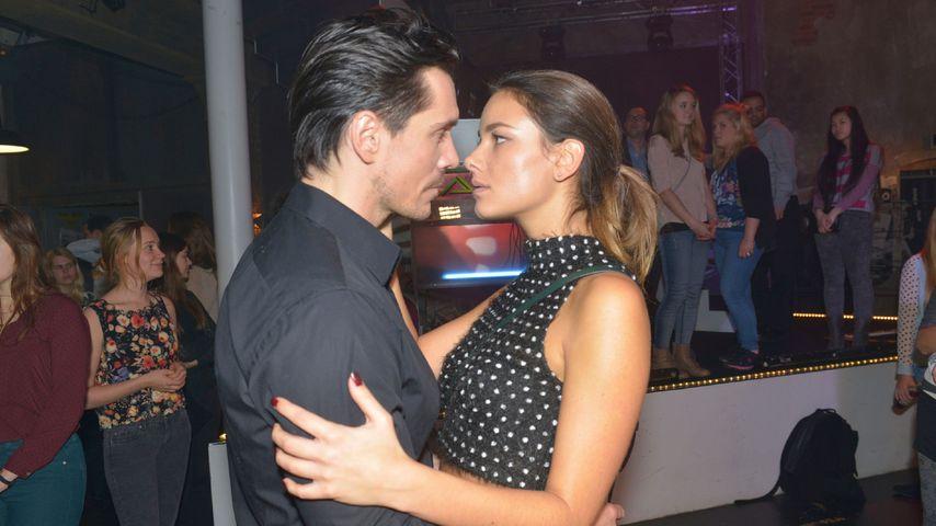 Janina Uhse und Philipp Christopher