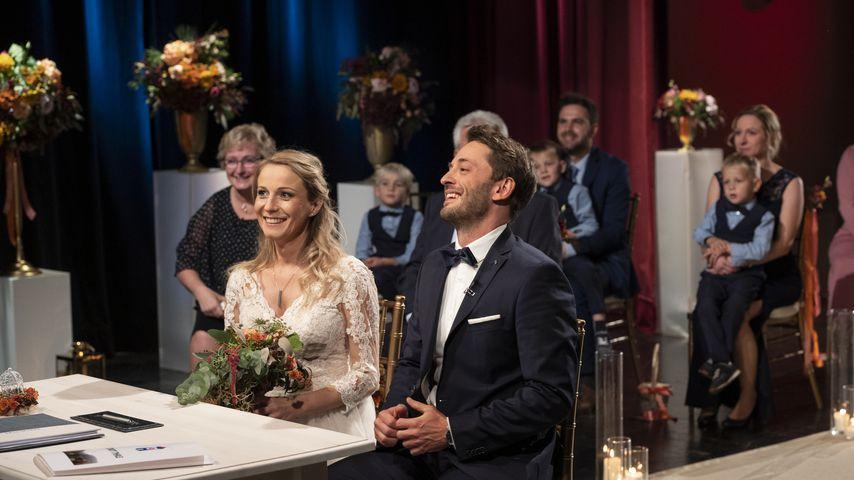 """""""Hochzeit auf ersten Blick"""": Trauen sich Janina und Dennis?"""