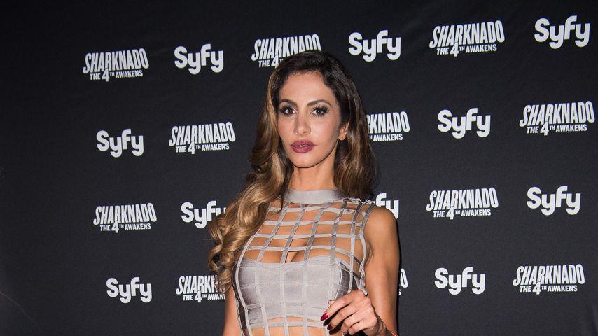 """Janina Youssefian bei der """"Sharknado""""-Premiere"""