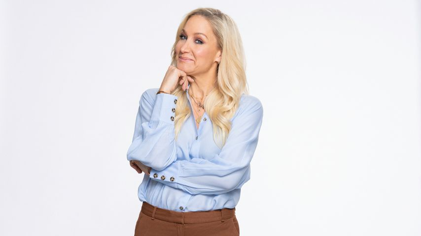 """Janine Kunze, Moderatorin bei """"Vorher Nachher – Dein Moment"""""""