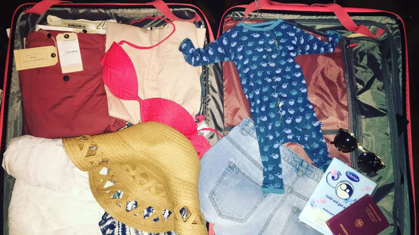 Der gepackte Koffer von Janni Hönscheid