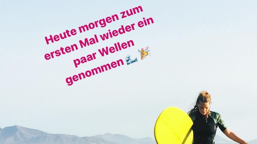 Janni Hönscheid, Profi-Surferin