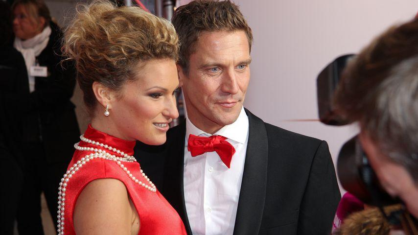 Janni Hönscheid und Peer Kusmagk bei einer Gala 2016