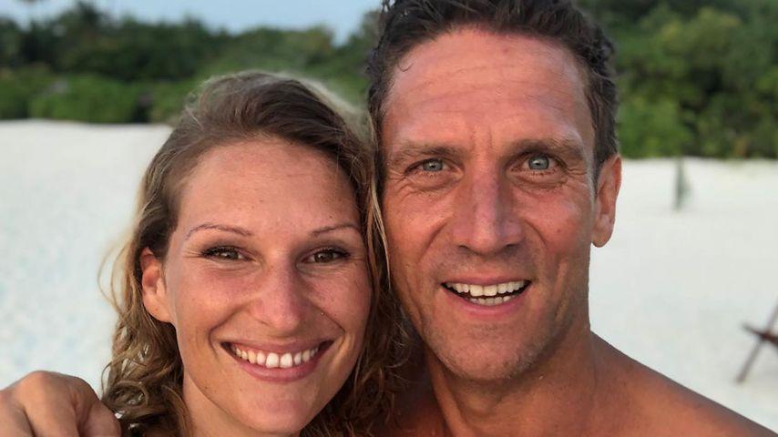 Janni und Peer Kusmagk im März 2020 in Costa Rica