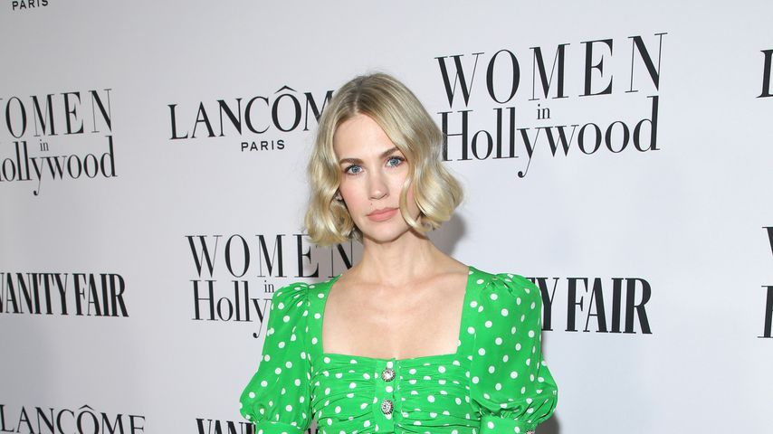 January Jones, Schauspielerin