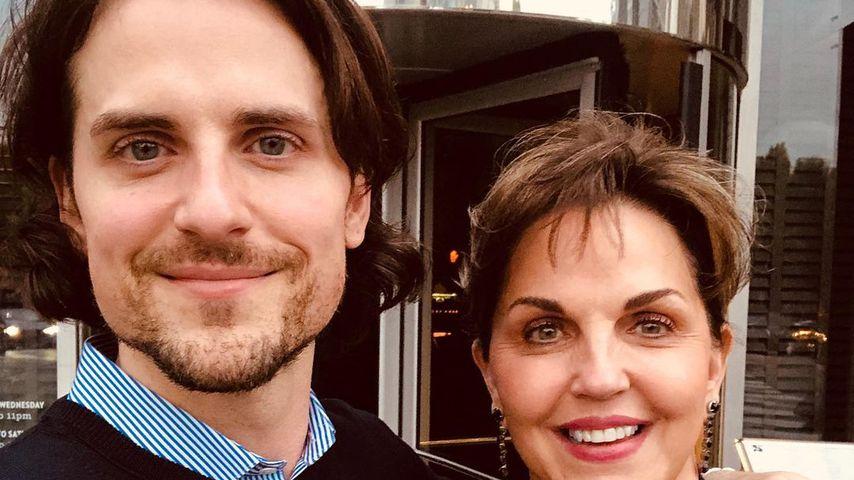 Jared Followill und seine Mutter Betty Ann, 2021