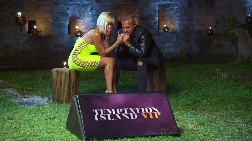 """Jasmin und Willi Herren im """"Temptation Island V.I.P.""""-Finale"""