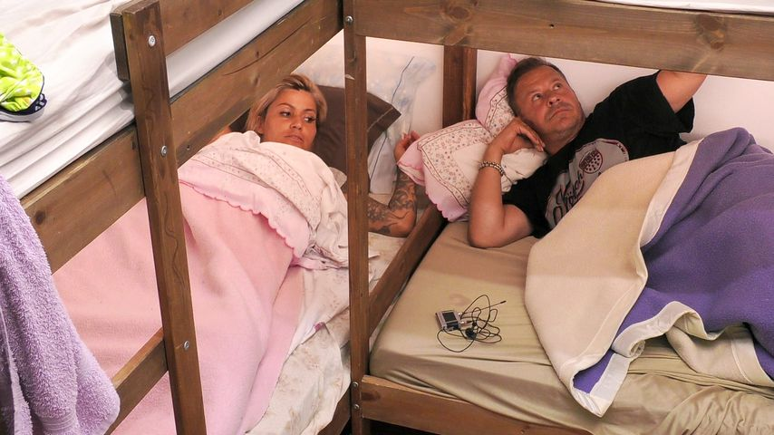 """Jasmin und Willi Herren bei """"Das Sommerhaus der Stars"""" 2019"""