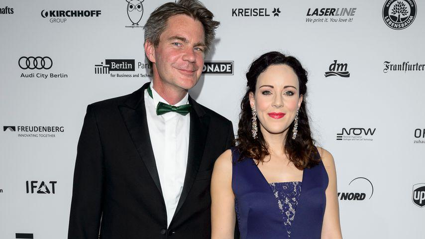 Jasmin Wagner mit Frank Sippel