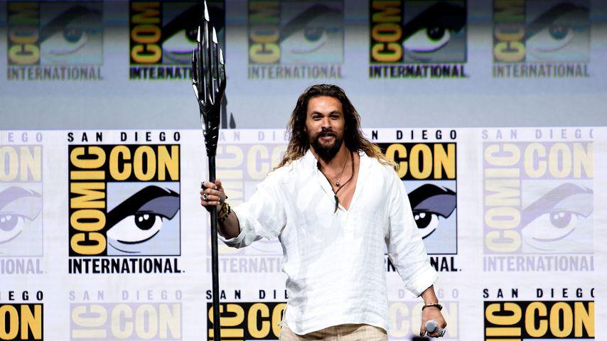 Jason Momoa bei der Comic-Con 2017