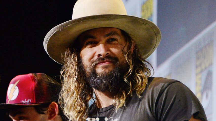Jason Momoa bei der Comic-Con in San Diego 2016