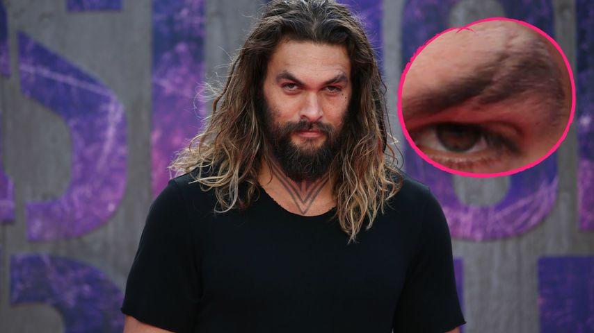 Sexy Makel: Darum hat der GoT-Star Jason Momoa eine Narbe!
