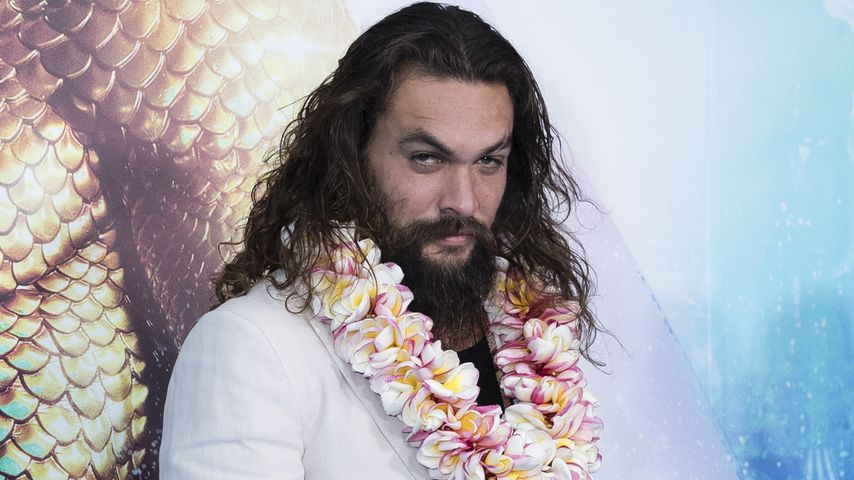 "Jason Momoa bei der ""Aquaman""-Premiere"