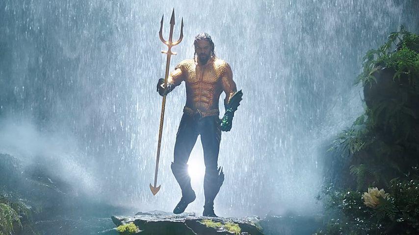 """Jason Momoa im neuen """"Aquaman""""-Film, 2018"""