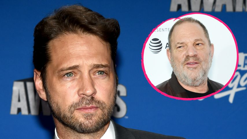 """""""90210""""-Jason Priestley: Er schlug Weinstein ins Gesicht!"""