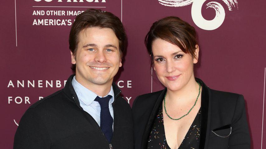 Jason Ritter und Melanie Lynskey, Schauspieler