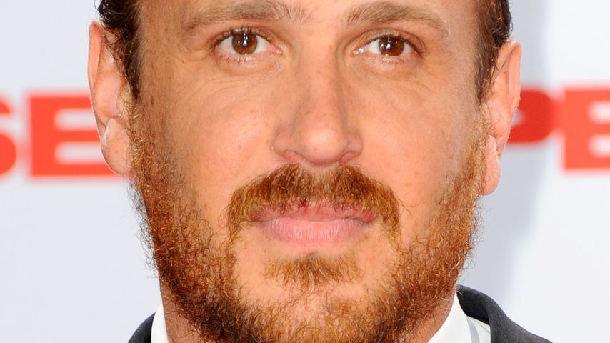 "Jason Segel auf der ""Sex Tape""-Premiere in Berlin"
