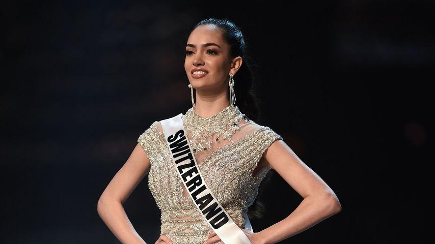 Jastina Doreen Riederer bei der Miss Universe-Wahl im Dezember 2018