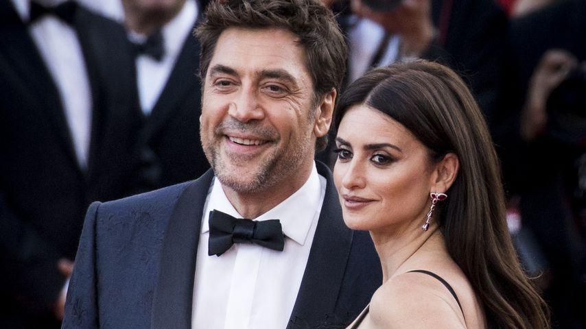 Javier Bardem und Penélope Cruz in Cannes 2018