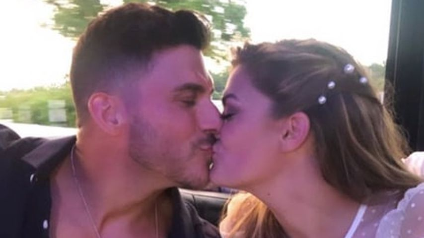 Ganz romantisch: Reality-TV-Star Jax Taylor hat geheiratet