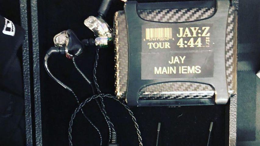 Jay-Z 4:44 auf Instagram