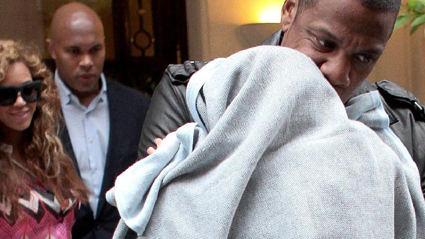 Jay-Z hat Angst, ein schlechter Vater zu sein