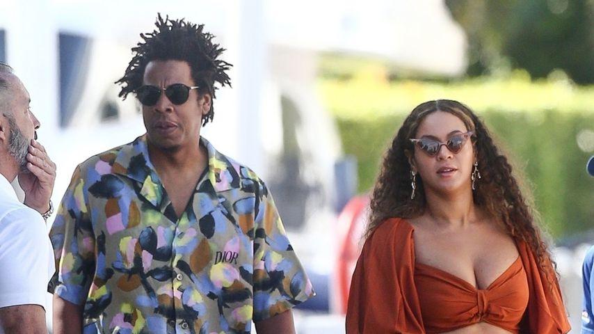 Jay Z und Beyoncé, November 2019