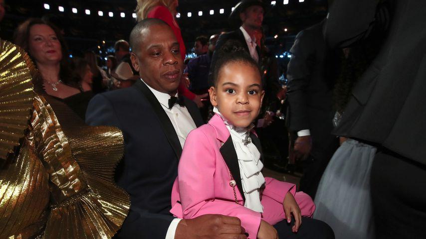 Hammer Musik-Debüt: Blue Ivy (5) rappt auf Jay-Zs Album!