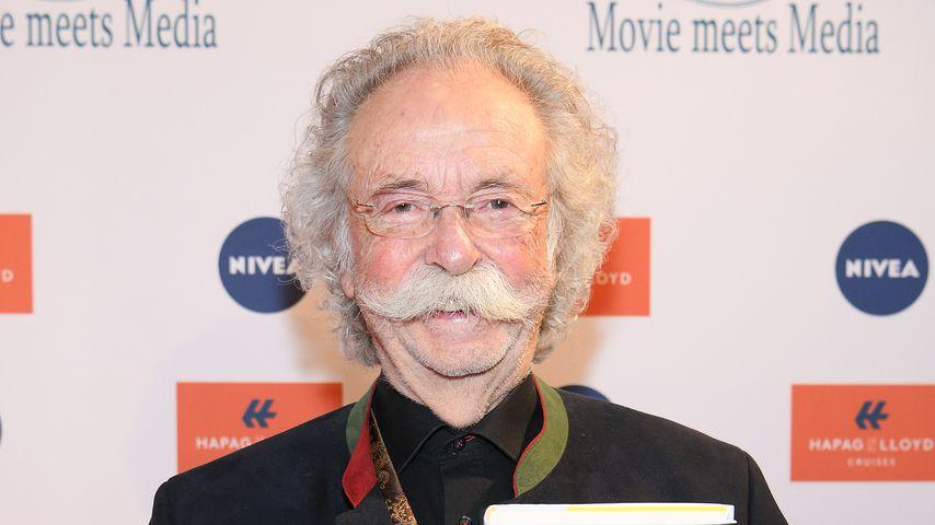 Mit 83 noch am arbeiten: Jean Pütz denkt nicht an Rente!