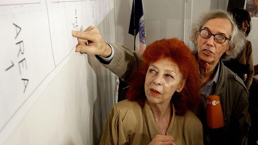Jeanne-Claude und Christo, Künstler