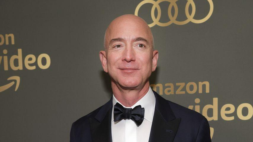 Amazon-Chef Jeff Bezos, Januar 2019