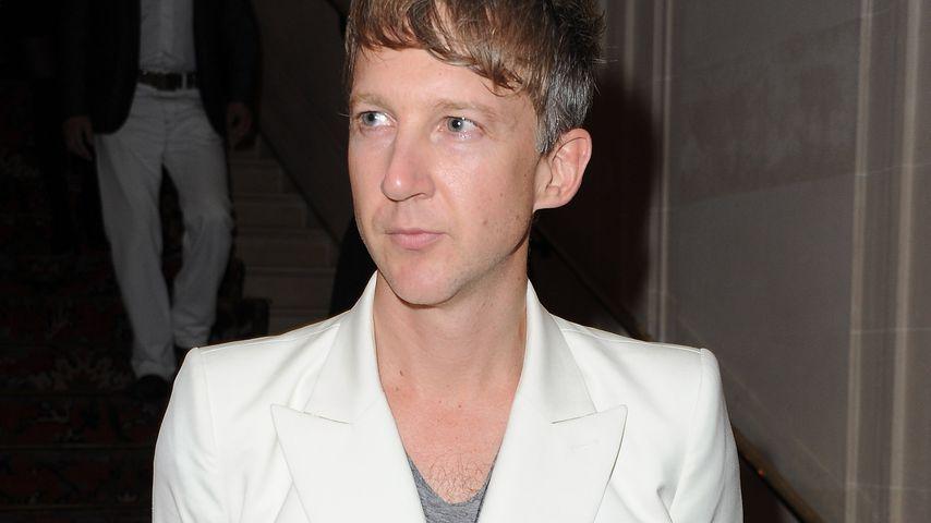 Jefferson Hack auf der Fashion Week in Paris im Oktober 2011